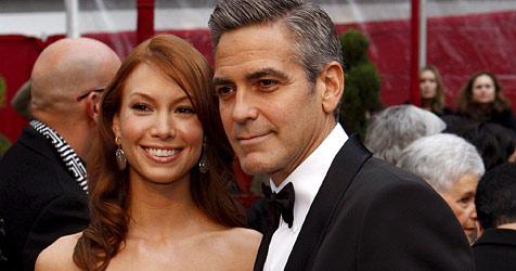 Clooney plant Verlobungsfest am Comer See