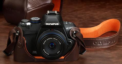 E-420: Olympus bringt ultra-kleine DSLR-Kamera