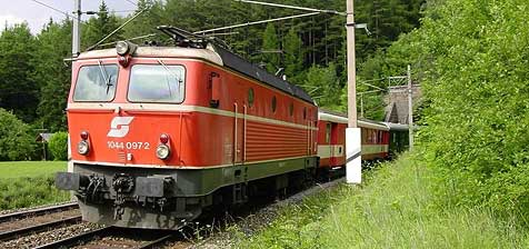Summerauerbahn ist Streitopfer (Bild: ÖBB)