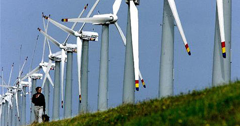 Strom bis 2015 zu 100 % aus Öko-Energie-Trägern