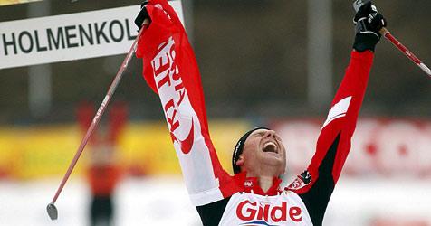 Gruber feiert in Oslo zweiten Weltcup-Sieg