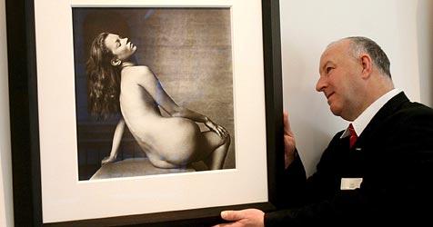 Nacktfoto von Kate Moss unter dem Hammer
