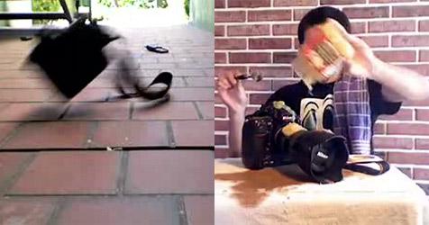 So viel überlebt eine Nikon D3