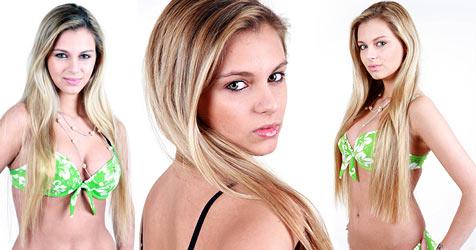 """16-jährige Salzburgerin ist die """"Miss Online 2008"""" (Bild: RICHARD HAIDINGER cityfoto.at)"""