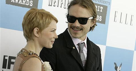 Michelle Williams vermisst Heath Ledger
