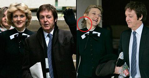 Mills gießt McCartneys Anwältin Wasser über Kopf!