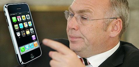 """iPhone-Verkauf """"besser als vermutet"""" (Bild: Martin Jöchl/ Apple)"""