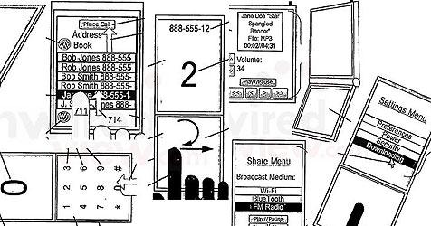 Apple lässt Klapp-iPhone patentieren (Bild: Unwired View)