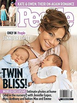Jennifer Lopez zeigt ihre süßen Zwillinge!