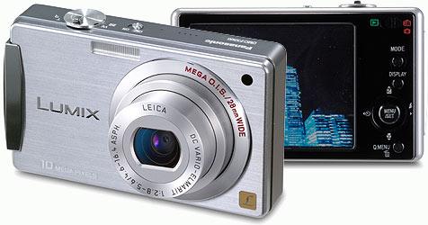 Neue Touchscreen-Kamera von Panasonic (Bild: Panasonic)