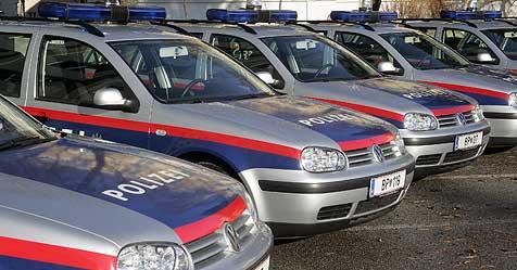 Polizei müsste Autos schonen (Bild: Klemens Groh)
