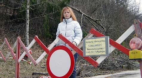 ¿Emma¿ legt Wirtshaus lahm (Bild: Privat)