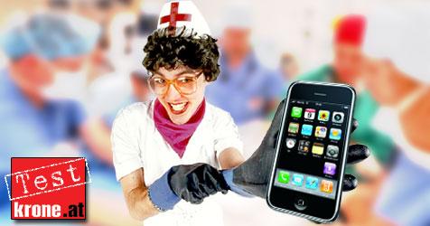 Die Kinderkrankheiten des Austro-iPhones