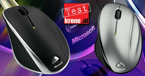 Mäusenachwuchs von Microsoft