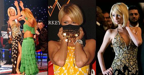 Paris Hilton mischt die Türkei auf