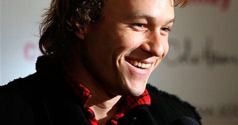 Untersuchung von Heath Ledgers Tod eingestellt