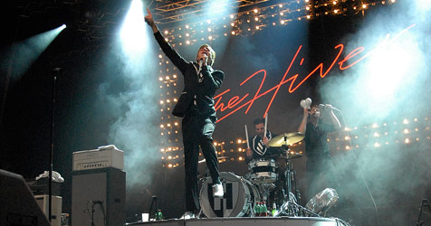 The Hives live in Wien (Bild: Andreas Graf)