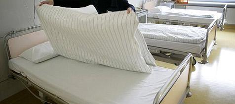Kleinkrankenhäuser von Schließung bedroht