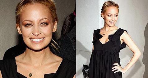 Nicole Richie wieder so dünn wie vor dem Baby