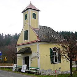 Kapelle auch bei zweiter Auktion nicht versteigert (Bild: APA/WALTER LEITGEB)
