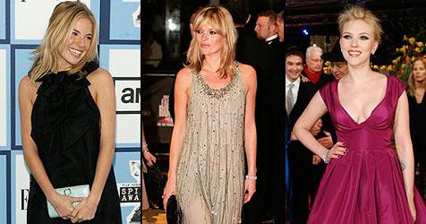 Kate Moss zur bestangezogenen Frau gekürt