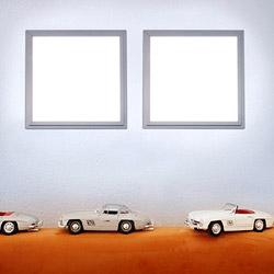 LED-Panel erzeugt so viel Licht wie 8 Gl�hbirnen (Bild: Lumitronix)