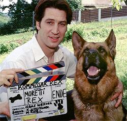 """Von Lassie bis Rex: Mit """"Wuff wuff"""" zu Stars (Bild: Sat.1/Schafler)"""