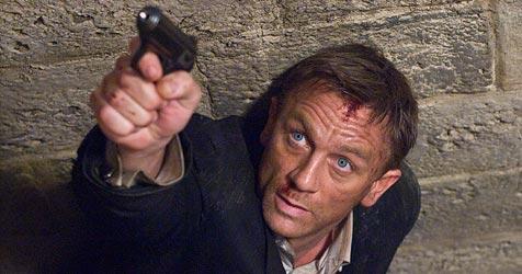 Zahlreiche Zwischenfälle bei Bond-Dreharbeiten (Bild: Sony Pictures)