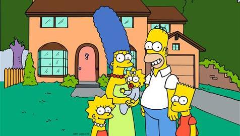 Baywatch statt Simpsons - trotzdem Strafe