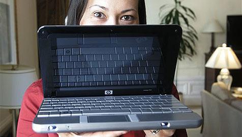 Hewlett-Packard startet Schüler-Laptop