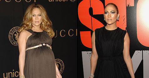 Jennifer Lopez nahm 20 Kilo in vier Wochen ab