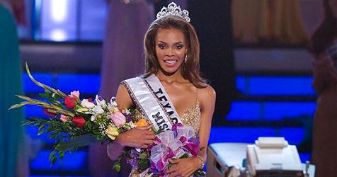 """26-jährige Texanerin neue """"Miss USA"""""""