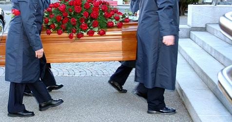Firma bietet Live-Übertragung von Begräbnissen an
