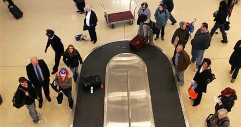 Koffer weg ¿ was tun?