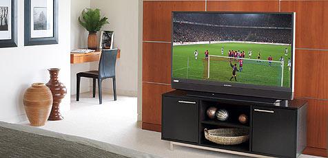 Mitsubishi kündigt erste Laser-TV-Geräte an (Bild: Mitsubishi)