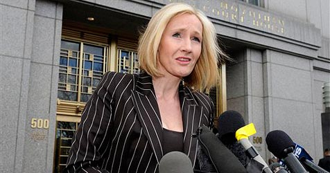 "JK Rowling: ""Ich fühle mich betrogen"""