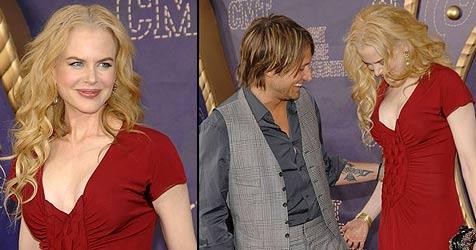 Wo ist Nicole Kidmans Babybauch?