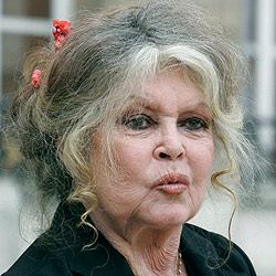 Brigitte Bardot zu Geldstrafe verurteilt