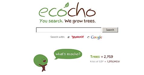 """Erste """"grüne"""" Suchmaschine der Welt gestartet"""