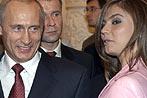 Putin bestreitet Affäre mit Turnerin Kabajewa
