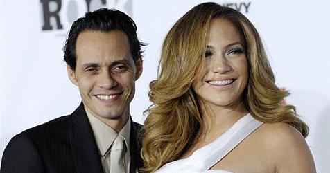Zwillinge von Jennifer Lopez sind getauft