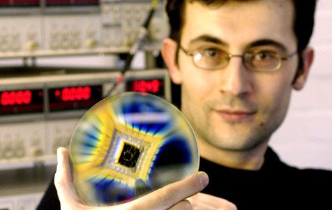 Kleinster Transistor ist so dick wie ein Atom