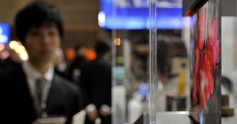 "0,3 Millimeter ""dickes"" OLED-Display von Sony"