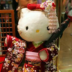"""""""Hello Kitty"""" posiert für die Vogue"""
