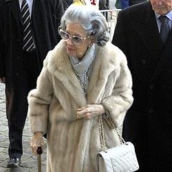 Belgische Königin Fabiola hatte fünf Fehlgeburten