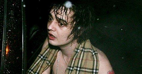 Pete Doherty wegen Drogenbesitzes angeklagt