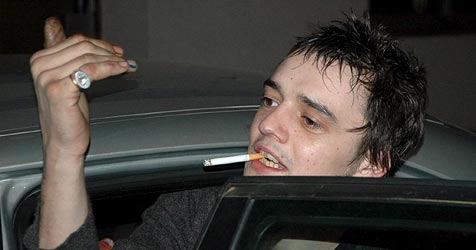 Skandal-Rocker Doherty auf Kaution freigelassen