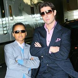 Erste Filmrolle für 13-jährigen Connor Cruise