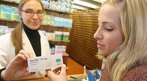 Grippe-Mittel rasselten im Test durch! (Bild: Martin A. Jöchl)