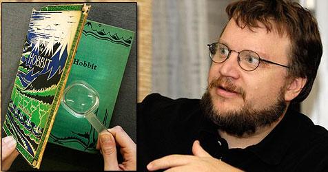 """Guillermo del Toro bringt """"The Hobbit"""" ins Kino"""